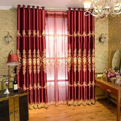 Imagen de casa, house, and cortinas