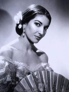 maria callas renowned opera singers of the 50s