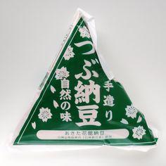 つぶ納豆(花舘納豆) - 納豆