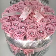 ‪Hey love, Only bling will do! Get it at slay lifestyle ‬ Happy Birthday Wishes, Birthday Greetings, Silk Flowers, Beautiful Flowers, Deco Floral, Balloon Garland, Everything Pink, Pink Candy, Decoration Table