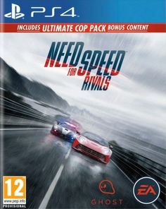 EA's Ghost Games studio and Criterion Games are hard at work on the first next-gen Need for Speed title, 'Need for Speed: Rivals'. The game also heads to PlayStation Xbox and PC in November Latest Video Games, Video Games Xbox, Xbox 360 Games, Playstation Games, Ps4 Video, Playstation Consoles, Sunset Overdrive, Jeux Xbox One, Xbox 1