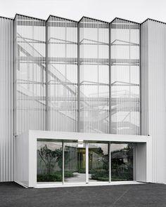 e2a - Trafag AG headquarters, Bubikon 2013.