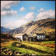 The inspirational landscape, perfect for trekking. Home of Wordsworth and Beatrix Potter