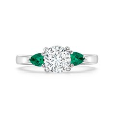 Engagement Rings: Finding The Perfect Ring Diamond Solitaire Rings, Emerald Diamond, Diamond Wedding Rings, Wedding Bands, Sapphire, Classic Engagement Rings, Pear Shaped Diamond, Eternity Ring, Jewels