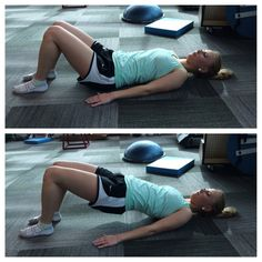 Strong hips are essential for good running form and longevity.