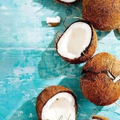 These coconut recipes go way beyond exotic cocktails. Every part of the palm tree's fruit-oil, water, milk, and meat—can be used to infuse tropical flavor (and a dose of healthy fatty acids) into all kinds of coconut dishes Tropical Vibes, Summer Of Love, Summer Beach, Style Summer, Beach Fun, Summer Hill, Summer Jam, Pink Beach, Hello Summer