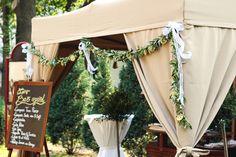 Olivenbäumchen, Zitronen, Limetten und einen Cocktail ... und fertig ist die mediterrane Hochzeit ;) - Hochzeitsdekoration von www.tischleinschmueckdich.de