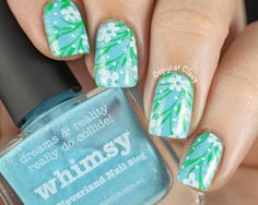 Double Nail Stamping