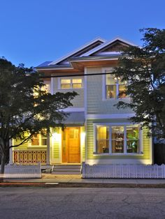 Codding Cottage, #LEED-H Platinum, Laurel Park, FL by Josh Wynne Construction