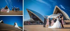 Have the wedding at the Sydney Opera House as the best wedding ever