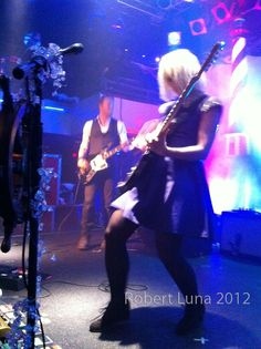 The Joy Formidable March 19th 2012 at the Fineline in Minneapolis