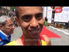 (6) Cristofer Clemente subcampeón del mundo trail running ITRA Entrevista por Mayayo - YouTube