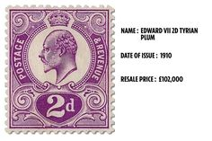 The Plate 77 Penny Red is one of the most expensive stamps ever sold in the UK, with a rare version going for back in We round-up the other most valuable stamps. Uk Stamps, Rare Stamps, Vintage Stamps, Valuable Postage Stamps, King Picture, South Afrika, German Stamps, Star Wars Figurines, Popular Hobbies