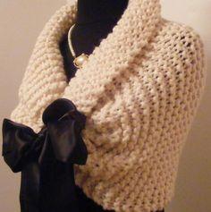 knit shawls