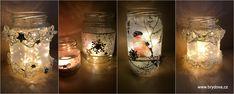 Další nápad, který pro vás připravil Jan Ďiblíček. 1) Na svícny používám zavařovací sklenice. Přišel jsem na jeden typ, jak dostat tu etiketu a lepidlo ze sklenic dolů… je to... Celý článek Mason Jar Lamp, Table Lamp, Advent, Home Decor, Lamp Table, Interior Design, Home Interior Design, Home Decoration, Decoration Home