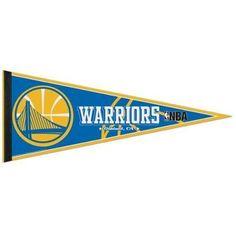 4d3d043676a73 Golden State Warriors Pennant 12x30 Classic Style Special Order. Nba Golden  State WarriorsNba SportsFan ...