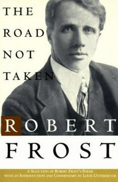 """On this day in 1874, poet Robert Frost was born in San Francisco, California. Frost is a four time Pulitzer Prize winning author who, by the 1920s, was the most celebrated poet in America. His poems are renowned for their vivid imagery and elegant language. Fun Fact: The famous saying """"taking the road less traveled"""" is derived from one of Robert Frost's most famous poems, """"The Road Not Taken."""""""