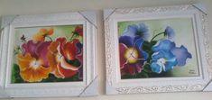 Amores Perfeitos Frame, Home Decor, Pansies, Fabrics, Flowers, Picture Frame, Decoration Home, Room Decor, Frames