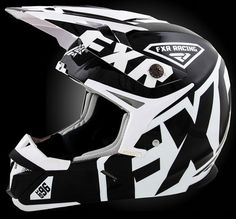 X1 Helmet - Motocross Gear, Snowmobile Apparel, Racing Jackets - FXR Racing