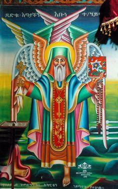 Ethiopian+Icons+Jesus | ... (Treasures of the Church): Iconic Icons Supplement: Ethiopian Icons