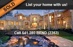 No one sells more homes in bend than the Hasson Company Realtors on a per agent basis. Call a Hasson Realtor, call Greg Broderick at or stop by and visit us in the Old Mill. Bend, Central Oregon, Real Estate Search, Real Estate Marketing, Old Things, Homes, Mansions, House Styles
