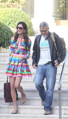 Amal Clooney's Most Stylish Looks