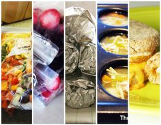 5 Easy Ways to Make and Stock Up Meals in Advance