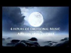 Adrian Von Ziegler.    4 Hours of Emotional Music.