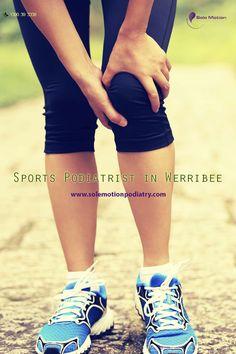 Sports Podiatrist Point Cook, Tarneit, Werribee, Melbourne