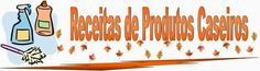 layout para blog e sites: Receitas Caseiras