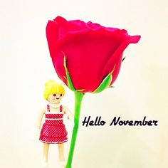 November Please Be Good To Me