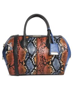 River Island Mixed Fabric Bowler Bag, $76.22 http://picvpic.com/women-bags-handbags/river-island-mixed-fabric-bowler-bag
