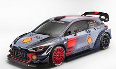 Conoce el Hyundai i20 Coupé WRC que correrá el mundial de 2017 - La Ruta RallyMobil | La Ruta RallyMobil