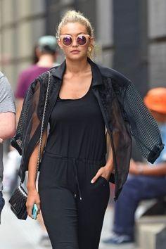 Gigi Hadid's Breezy Beach Babe Beauty: Why She's Fashion's New Golden Girl – Vogue