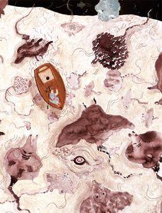 Ahab y la Ballena Blanca (2013/14) - Manuel Marsol