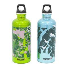 IDEE SPE SIGG ボトル マングローブ: グリーン/ガーデン - IDEE SHOP Online