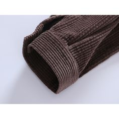 04d1e416f Designer Casual Vintage Turn Down Collar Corduroy Shirt Long Sleeve Multi  Pockets Shirt for Men - NewChic Mobile
