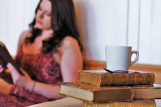 Want a cuppa with your new book? We even sell our own tea blends! https://www.bookman.ca/