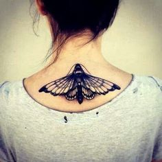 Butterfly, cool idea but i think it would be better placed under boobs