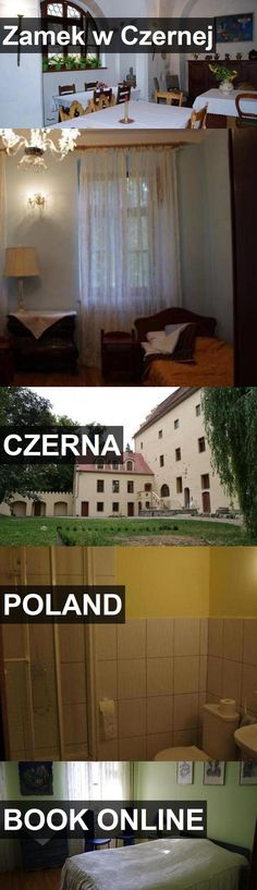 Hotel Zamek w Czernej in Czerna, Poland. For more information, photos, reviews and best prices please follow the link. #Poland #Czerna #travel #vacation #hotel