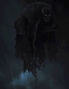 The Bat of Gotham by Gilberto Martimiano on ArtStation.