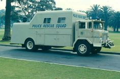 nz NSW Police Rescue Squad