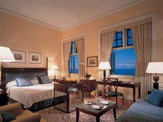 Suite, Copacabana Palace, Rio de Janeiro