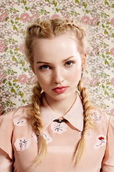 Dove Cameron – Teen Vogue Photoshoot 2015