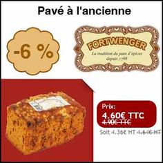 #missbonreduction; Remise de 6% sur le Pavé à l'ancienne chez Fortwenger.	http://www.miss-bon-reduction.fr//details-bon-reduction-Fortwenger-i852818-c1831405.html