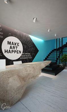 Advertising Agency HQ Office, Chisinau, Moldova