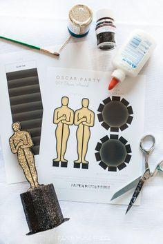 oscar award diy - Buscar con Google