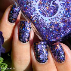 SPELL POLISH You Should Be Dancing GLITTERBOMB by SpellPolish