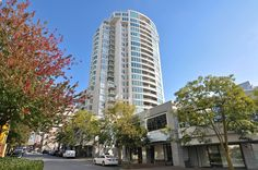 "2304 1500 HOWE Street in Vancouver: Yaletown Condo for sale in ""Discovery"" (Vancouver West) : MLS(r) # V1037582"