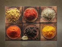 Cooking with Herbs and Spices---Dry or fresh? Ground or whole? How long can I keep them? These are just some of the answers you'll find in this useful article about using herbs and spices in your cooking. Rub Recipes, Healthy Recipes, Paleo Food, Easy Recipes, Belly Binding, Baies Roses, Chicken Rub, Roasted Chicken, Curb Appetite
